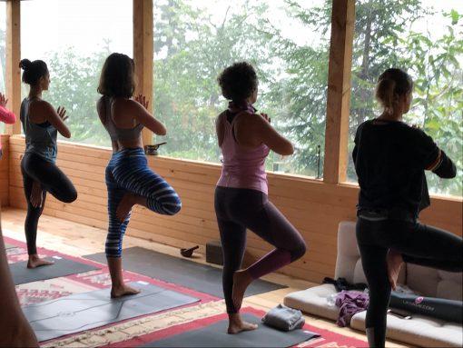 Artvin Maçahel Yoga Kampı