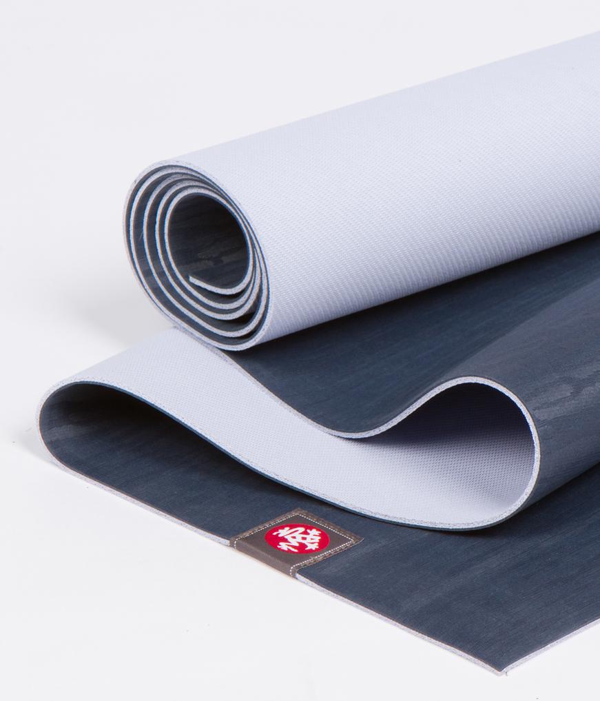 Manduka Eko Lite Yoga Mat 4mm Midnight 187 I Feel Yoga